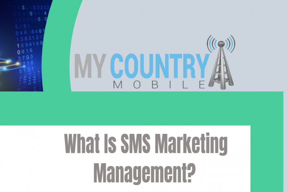 What Is SMS Marketing Management? - My Country Mobile